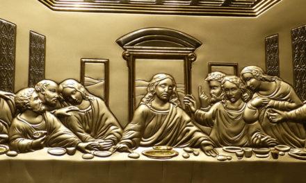 Judasz (2) – Wstąpił w niego szatan