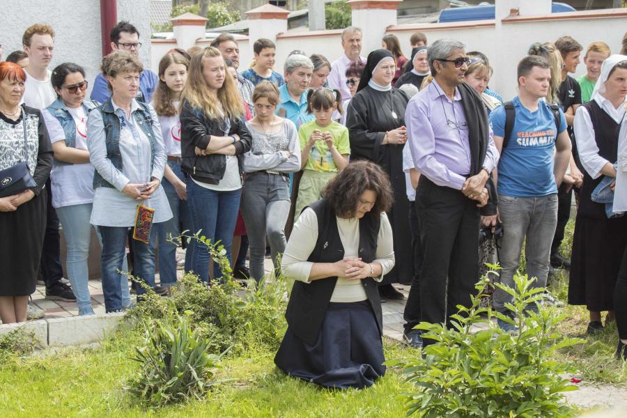 Kirgizja: 50 lat jezuickiej parafii w Biszkeku