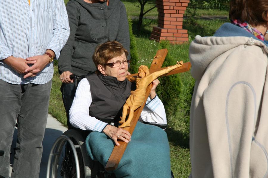 Rekolekcje ignacjańskie dla niepełnosprawnych