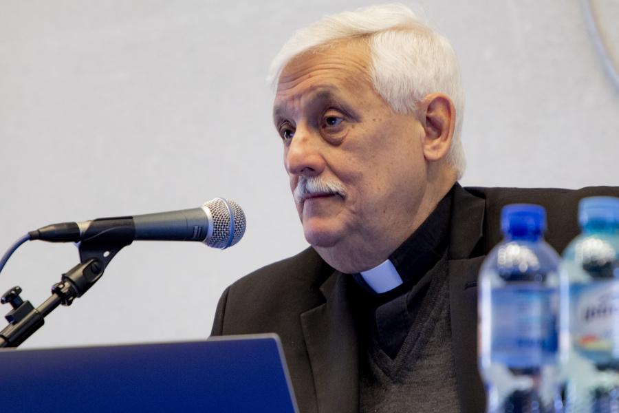 Arturo Sosa SJ o sytuacji w Wenezueli