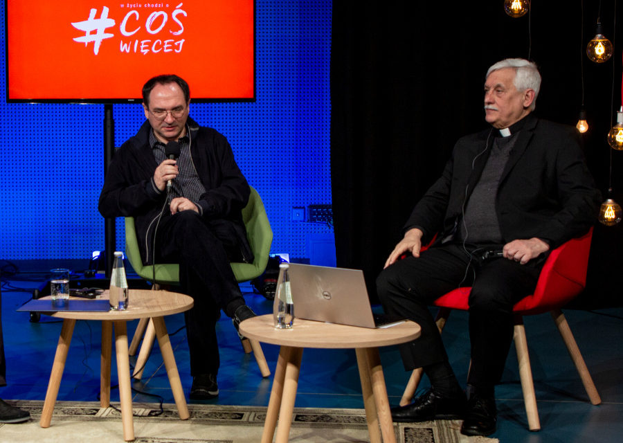 Generała jezuitów odpytuje ojciec Andrzej Majewski SJ