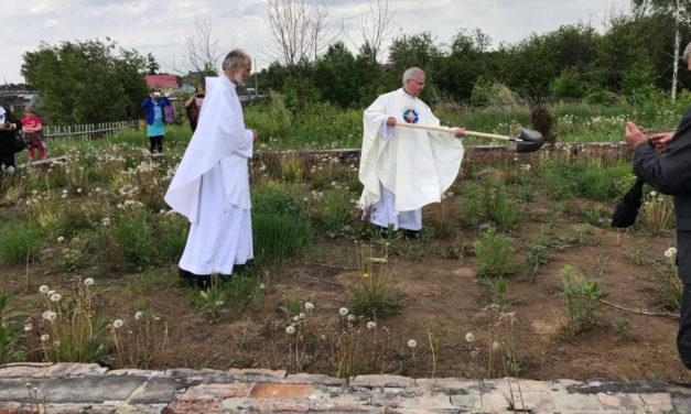 Syberyjski Białystok: początek odbudowy polskiego kościoła