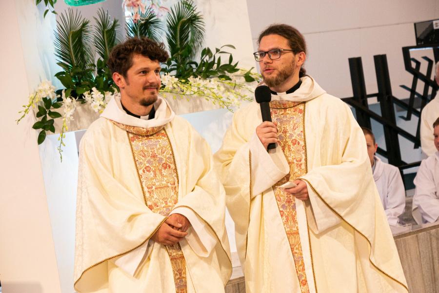 Święcenia prezbiteratu w Warszawie