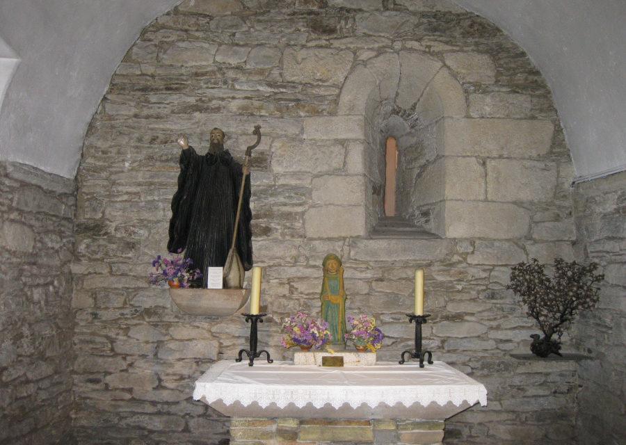 Cud w celtyckiej osadzie
