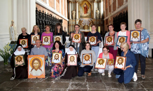 Poznań: Warsztaty ikonopisania w Pracowni Działań Twórczych