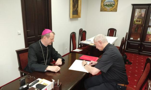 Parafia w Archidiecezji Białostockiej powierzona została na stałe jezuitom