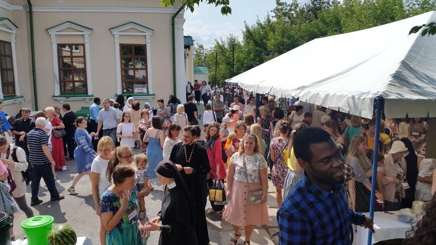 Katolicki Festiwal im. św. Ignacego Loyoli w Tomsku na Syberii