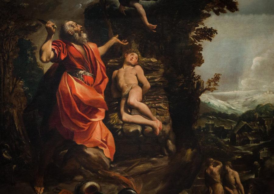 Abraham. Najtrudniejsza decyzja życia