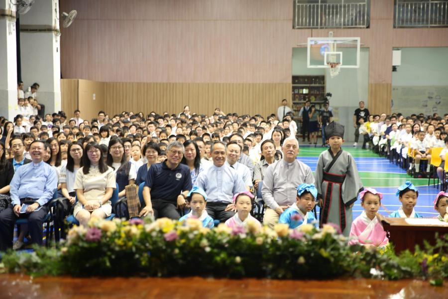 Wizyta Generała jezuitów w Azji