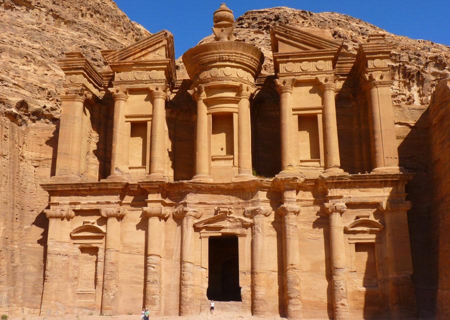 Petra – Eucharystia dotknęła bruku