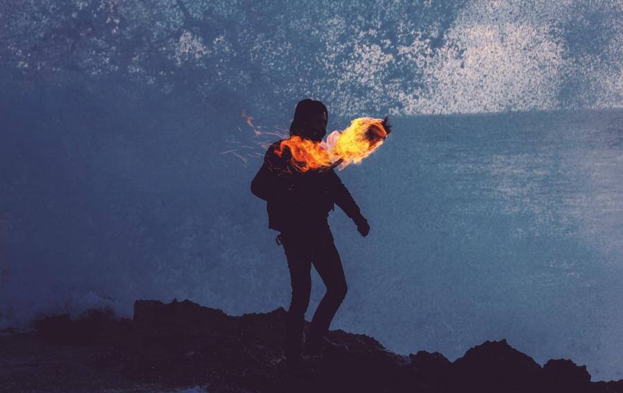 Przyszedłem rzucić ogień. 20 Niedziela Zwykła C