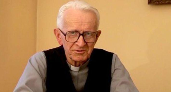 Zmarł w Warszawie o. Hubert Czuma SJ