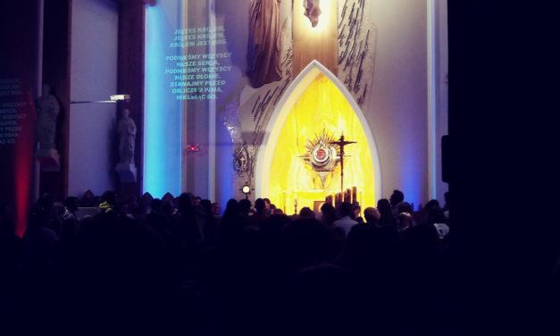 Wieczory Modlitwy Młodych w Archidiecezji Gdańskiej
