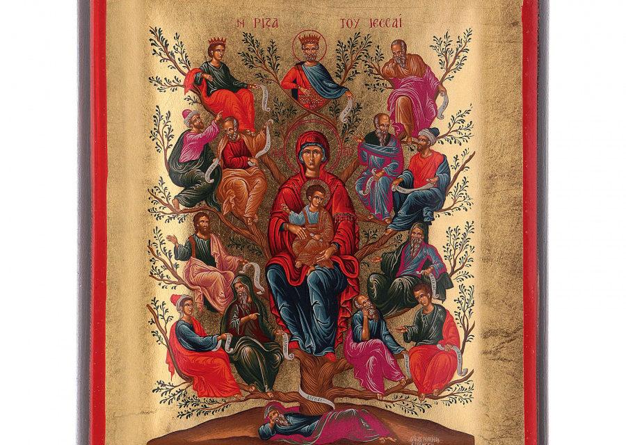 Prababki Jezusa (1) – rodowód