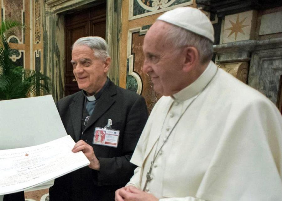 Jezuita z Burkina Faso nagrodzony przez Fundację Ratzingera
