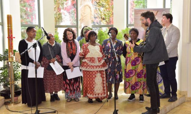 Londyńska Wspólnota Miłosierdzia Bożego z wizytą w Warszawie