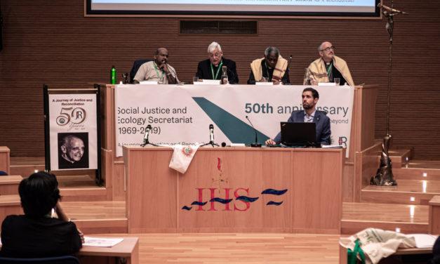 W Rzymie trwa II Kongres Apostolatu Społecznego Towarzystwa Jezusowego