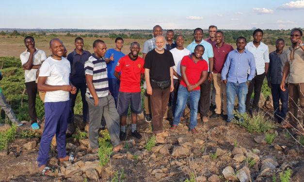 Pozdrowienia z Mozambiku