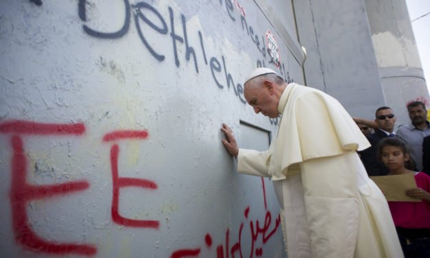 Intencja modlitewna papieża Franciszka na listopad 2019