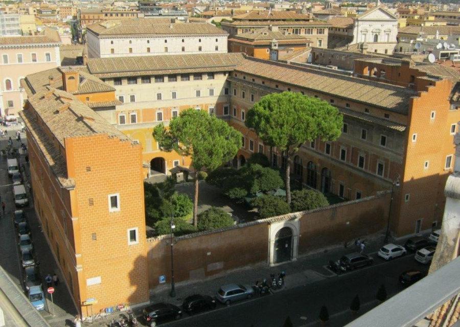 Ulica Spowiedników w Rzymie