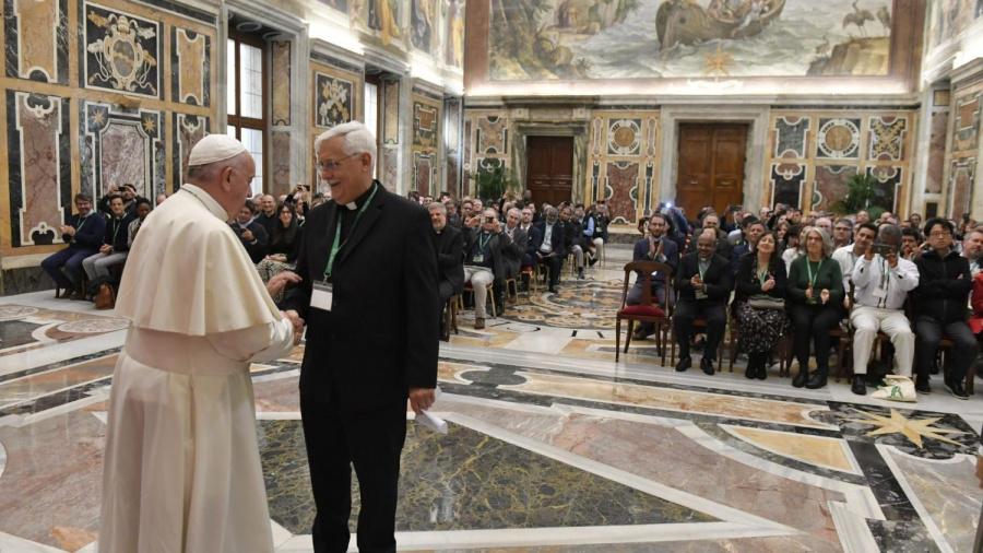 Papież do jezuitów: Bądźcie siewcami nadziei! Przemieniajcie świat!