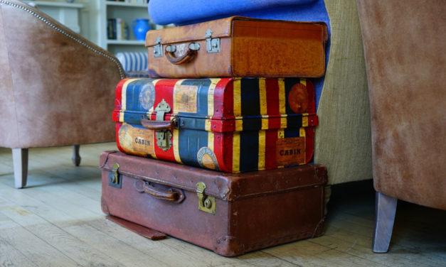 Życie na walizkach. 33 Niedziela Zwykła C