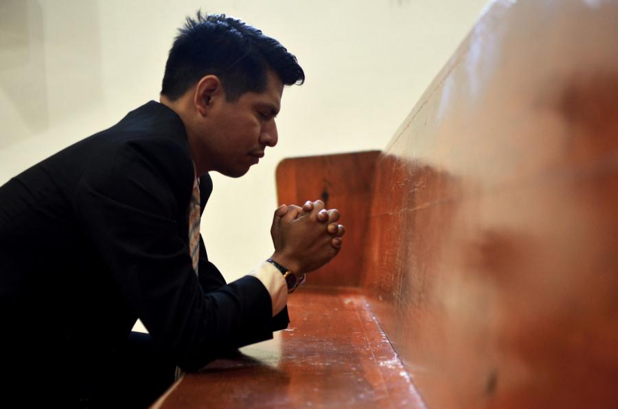 Modlitwa ciałem