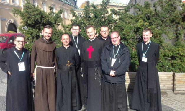 Pomagam kapłanom w pracy – mówi brat Andrzej