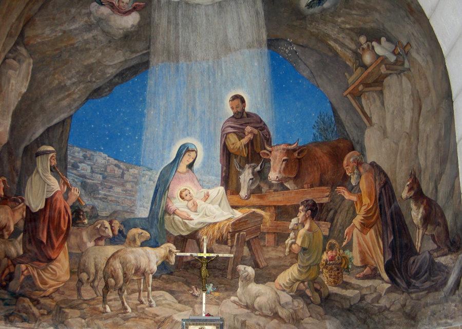 Pójdźmy do Betlejem. Uroczystość Narodzenia Pańskiego