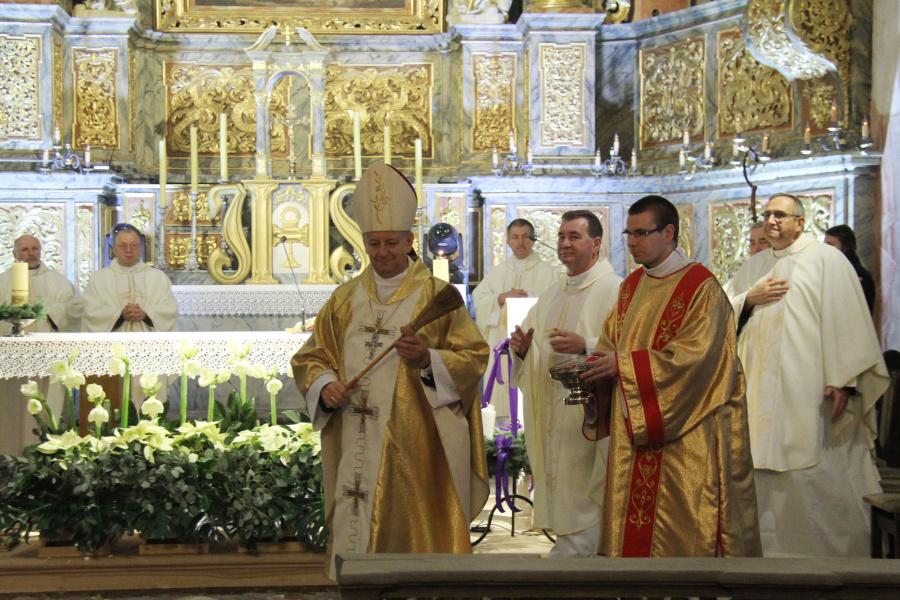Odnowiono pojezuicki kościół garnizonowy w Kaliszu