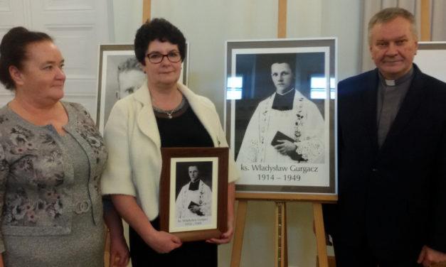 Zidentyfikowano szczątki o. Władysława Gurgacza SJ