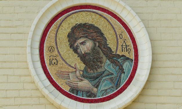 Więcej niż prorok. 3 Niedziela Adwentu
