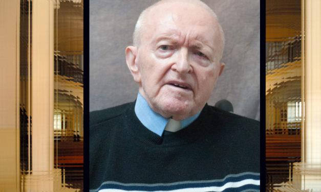 Zmarł w Gdyni o. Jan Bułynko SJ