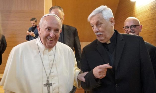 Magazyn AMERICA: My jezuici jesteśmy ludźmi nadziei