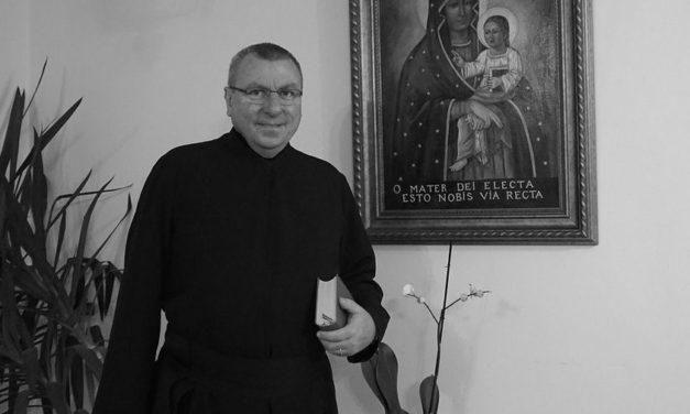 Pogrzeb o. Janusza Cechowego SJ (1964-2019)