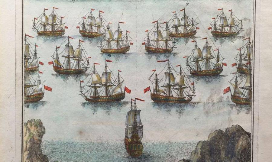 Jezuicki podręcznik dla oficerów marynarki wojennej