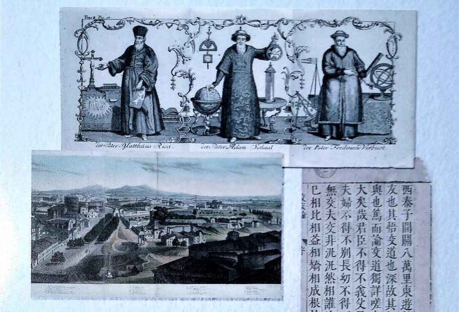 Chiny: Polski jezuita na Uniwersytecie Sun Yat-Sen