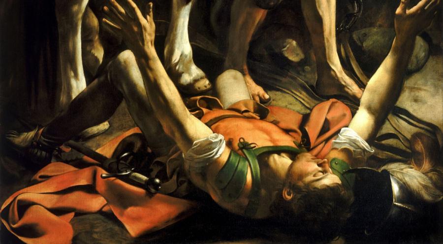 Paweł w Damaszku