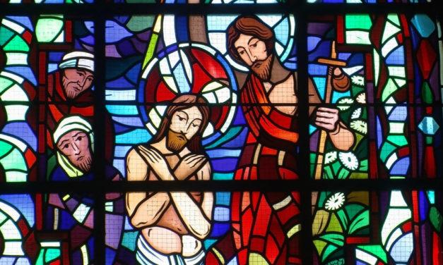 Otworzyły się niebiosa. Święto Chrztu Pańskiego