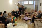 RZYM: 80. urodziny ojca Ryszarda Plezi SJ