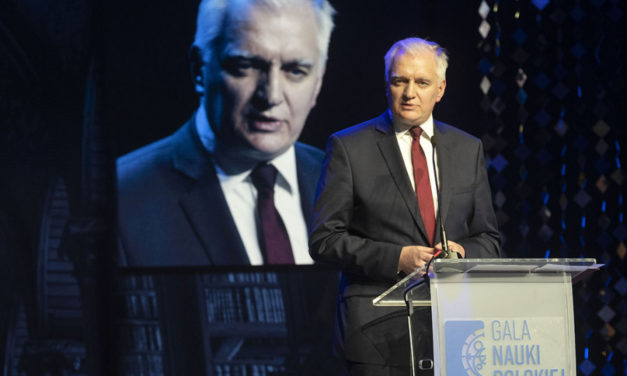 Gala Nauki Polskiej: Nagroda dla o. Wita Pasierbka SJ