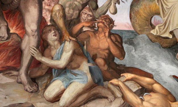 Dusze smagane wiatrem, czyli Dante na Wielki Post