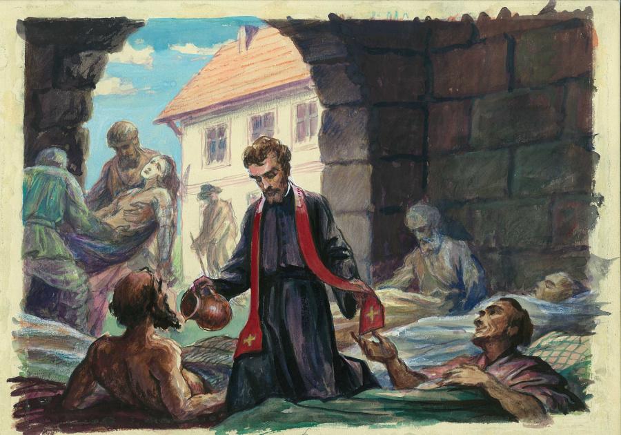 Jezuici zapraszają do modlitwy za wstawiennictwem św. Andrzeja Boboli
