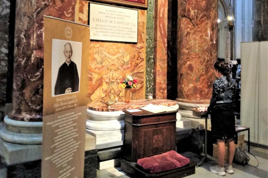Ojciec Felice Capello SJ nazywany spowiednikiem Rzymu