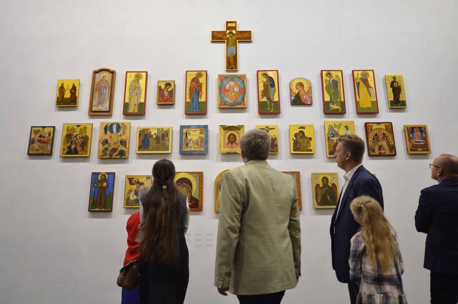 Święty Józef w świetle pewnej ikony