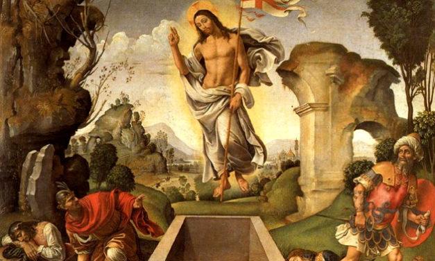 Dzień, który Pan uczynił. Uroczystość Zmartwychwstania Pańskiego