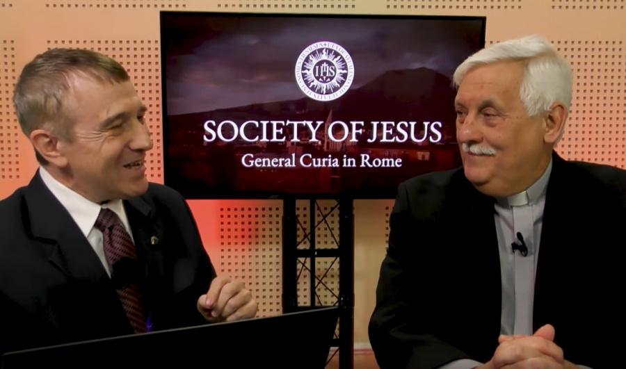 Webinar z Generałem jezuitów