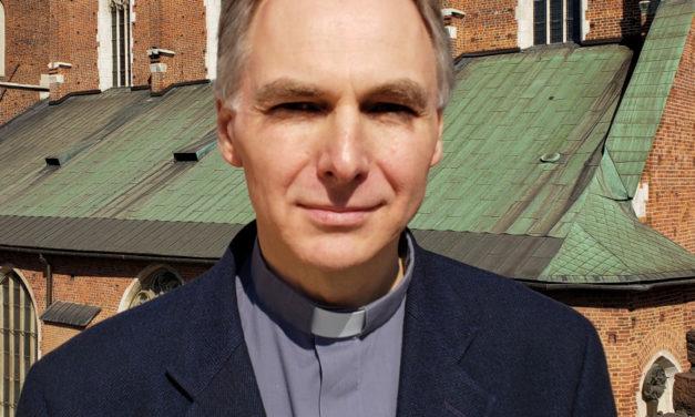 O. Jarosław Paszyński SJ nowym Prowincjałem PME