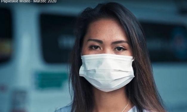 Papież Franciszek: Módlmy się o zakończenie pandemii