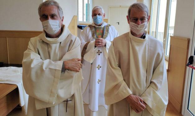 Jezuici z Kurii Generalnej w Rzymie wracają do regularnego planu zajęć